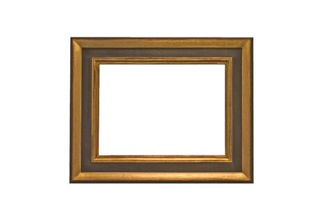 emphty picture frame photo