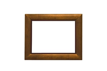 emphty picture frame Stock Photo - 5022465