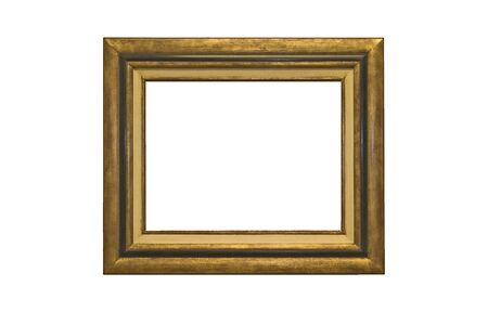emphty: emphty picture frame Stock Photo