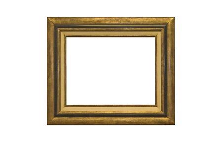 galeria fotografica: marco de imagen emphty Foto de archivo