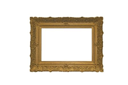 emphty picture frame Stock Photo - 5022477
