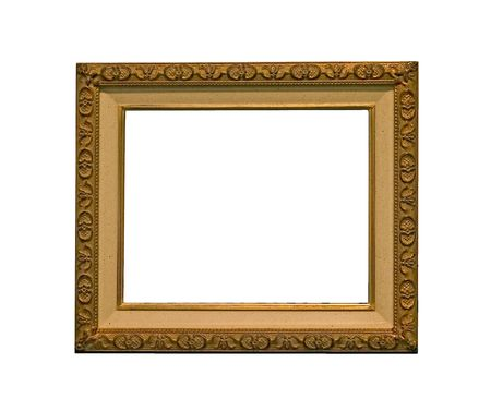 emphty picture frame Stock Photo - 5022471