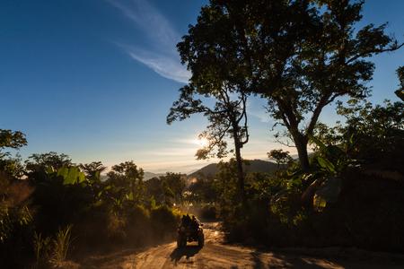 pang: A journey to Kao Pang Ma Stock Photo