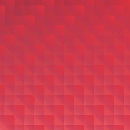 Abstract red background, vector illustration. Creative background for your work in the form of scales. Illustration