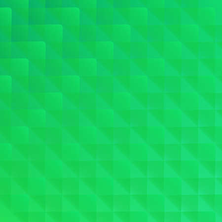 Abstract green background, vector illustration. Creative background for your work in the form of scales.