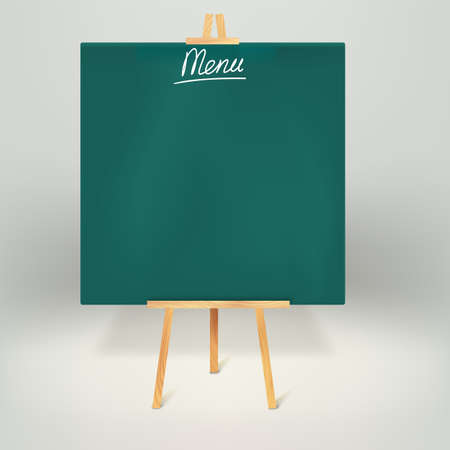 eatery: Menu blackboards or chalkboards with copy space
