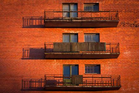 ugliness: balcony