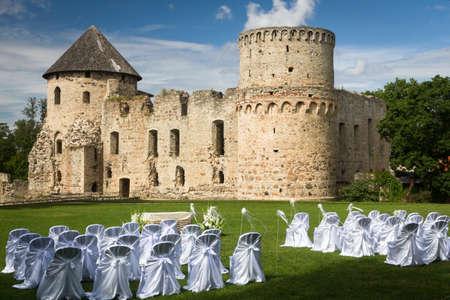 結婚式の場所