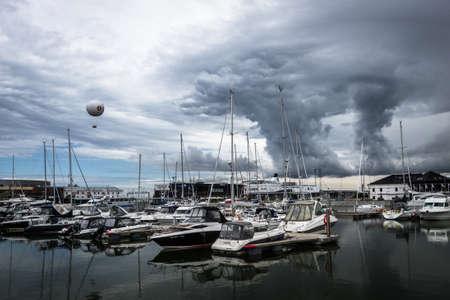 tallin: Tallin port