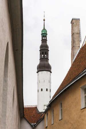 tallin: tallin old city at day Stock Photo