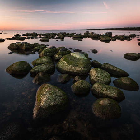 seascapes: seascapes with stones