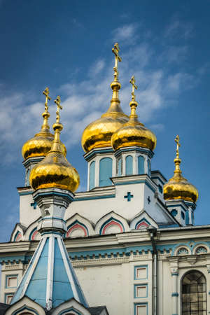 domes: Ortodox church domes