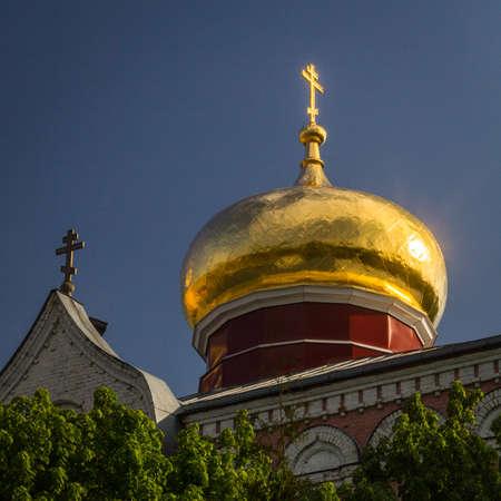 ortodox: ortodox church dome