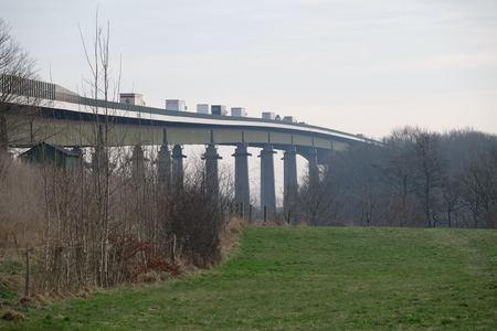 Rader Bridge (A7) Sleeswijk-Holstein