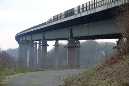 Rader Bridge (A7) Schleswig-Holstein