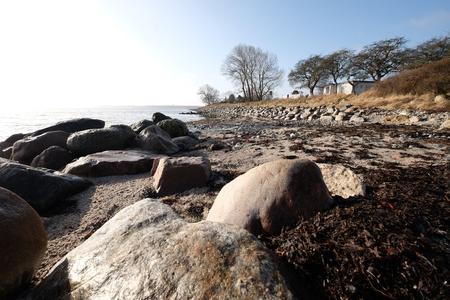 Coastal protection on the Baltic Sea