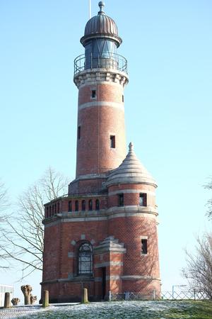 Lighthouse Holtenau