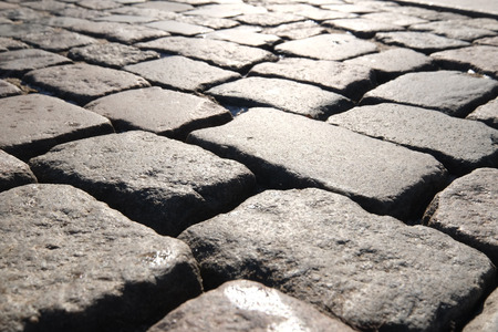 Great cobblestone joints