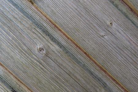 Wood paneling with grain