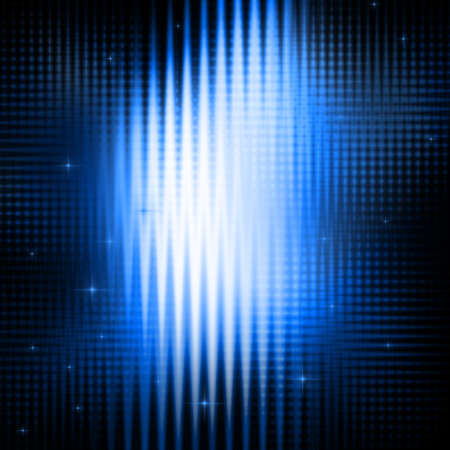 Abstract blue background Stock Photo - 21306384