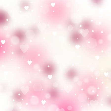 love background: Abstract background to the Valentines day