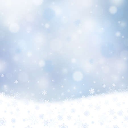 Soft abstract Christmas background