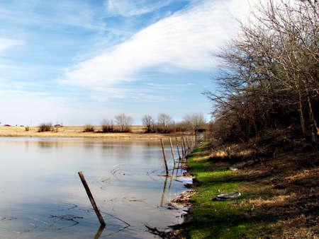 By the Lake Фото со стока