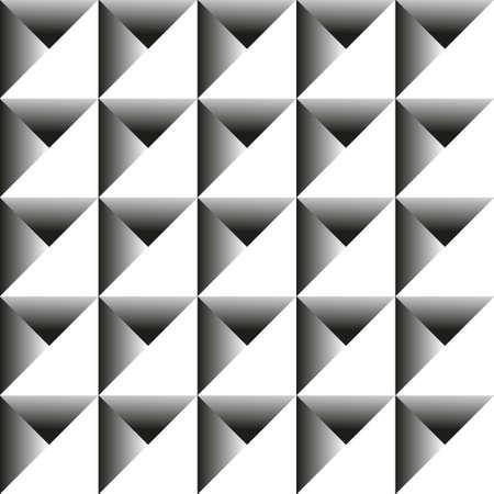 Cute 80s style seamless geometric pattern
