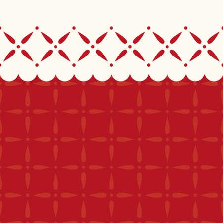 あなたの装飾のための伝統的な色のお祝いレトロクリスマスの背景