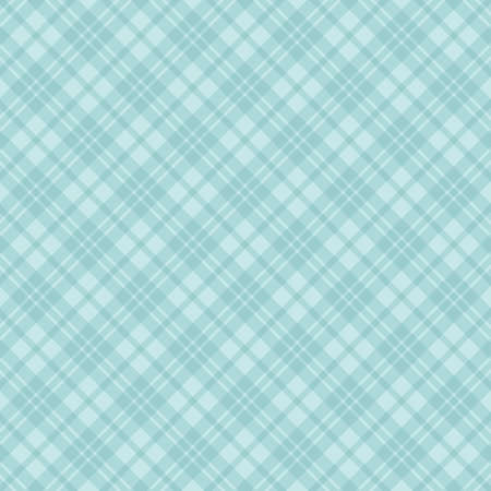 Shabby chic style as gingham pattern Illustration