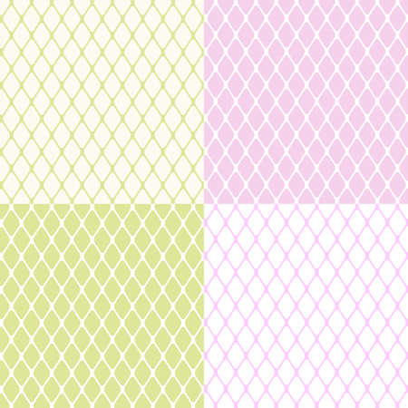 Vintage background in shabby chic style as rhombus pattern for your decoration.