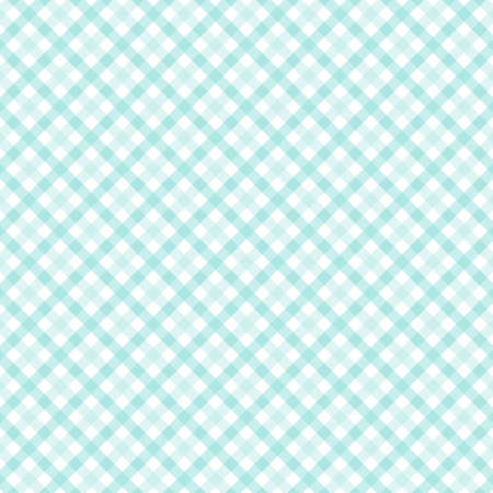 Vintage background in shabby chic style as gingham pattern for your decoration Illustration
