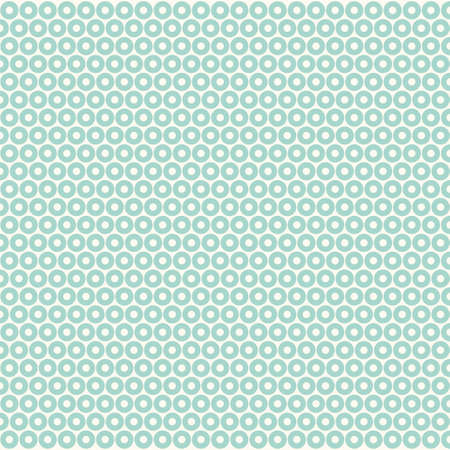 Vintage background in shabby chic style as circles pattern