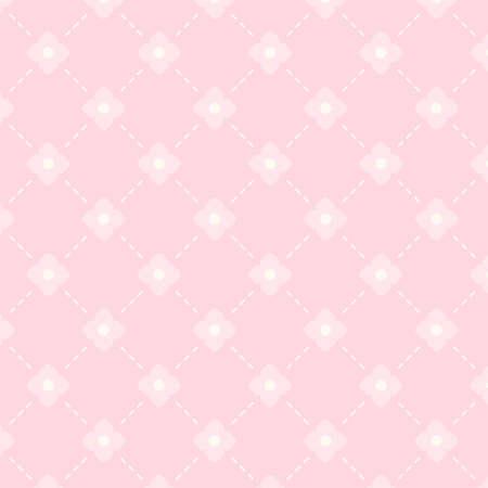 菱形パターンとしてみすぼらしいシックなスタイルでヴィンテージの背景