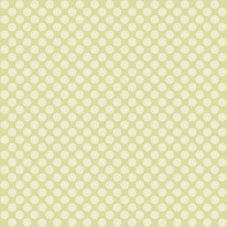 Vintage background in shabby chic style as dots pattern for your decoration Ilustracja