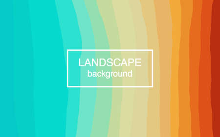 UI UX Design, abstract concept multicolored blend background with a color vibrant curve line gradient