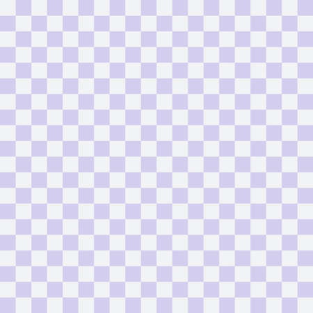 Checkered retro 1970s style abstract seamless background