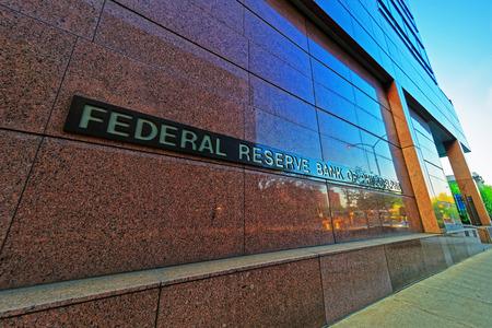 Philadelphia, USA - May 4, 2015: Federal Reserve Bank of Philadelphia, Pennsylvania, the USA