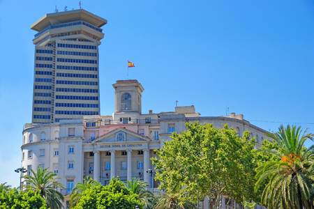 ministry: Spanish Navy Headquarters in Barcelona, Spain. It is also called as Sector Naval de Cataluna.