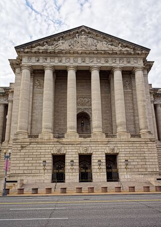 andrew: Andrew W. Mellon Auditorium is located in Washington D.C., USA. It is a historic 750-seat auditorium which connects the two wings of the United States Environmental Protection Agency building.