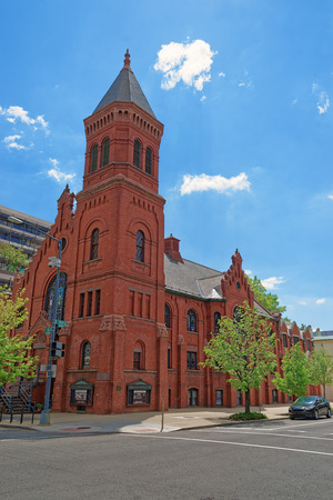evangelical: Concordia German Evangelical Church and Rectory is often called The United Church and is located in Washington D.C., USA. It was built in 1833 and rebuilt in 1932. Offers courses and events in German.