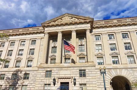 Herbert C. Hoover edificio se encuentra en Washington DC, EE.UU. Es la sede del Departamento de Comercio de los Estados Unidos. Fue construido en 1932 y renombrado después de Herbert Hoover en 1981.