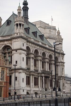 director de escuela: Former City of London School in England, the UK Foto de archivo
