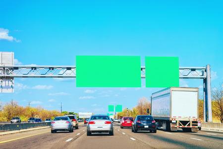 Car on Road, Delaware Turnpike, DE, America