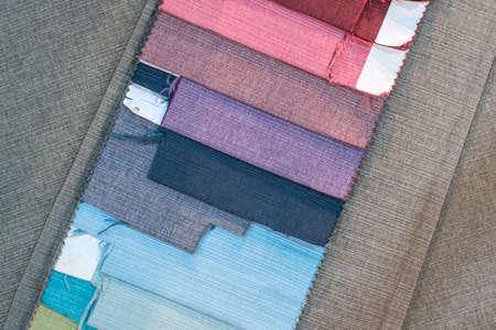 Sofa Cloth Sample Stock Photo   49162430
