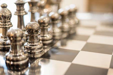 tablero de ajedrez: tablero de ajedrez  Foto de archivo