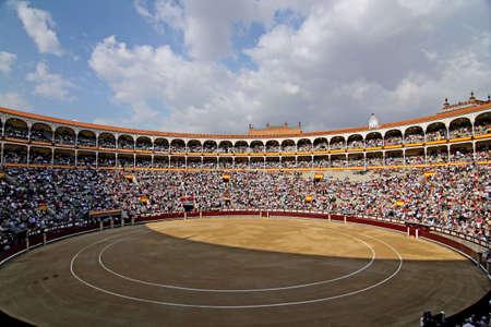las ventas: Las Ventas is perhaps the most important bullring in the world. Located in Madrid, Spain