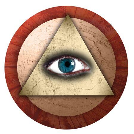 ocultismo: ojo de Dios, el concepto de ocultismo