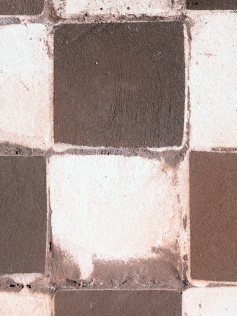 tiles floor: old tiles floor