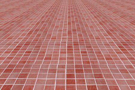 endless: 3d rendering of endless pattern of ceramic mosaic